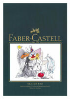 #791013 Faber Castell A4 Sketch Pad 160gsm 40 Pages Sheets Drawing Art Artist