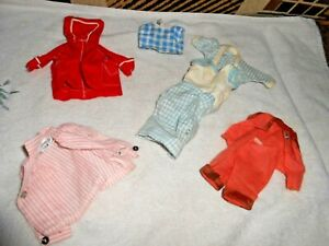 VTG 1960'S  TAMMY PEPPER ECT LOT OF CLOTHES
