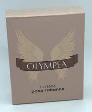 80ml Paco Rabanne OLYMPEA INTENSE Eau de parfum for Women Perfume Mujer 2.7 oz