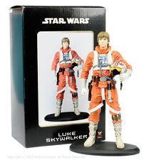 ATTAKUS Star Wars LUKE SKYWALKER as X-Wing Pilot statue-Darth Vader-Mark Hamill