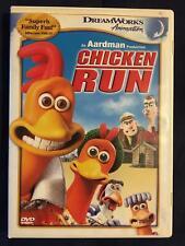 Chicken Run (Dvd, 2000, Widescreen) - H0321
