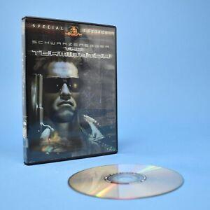 The Terminator - Special Edition DVD - Arnold Schwarzenegger - 1984 - Bilingual