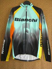 Maillot Cycliste Bianchi SMS Santini Manche Longue integral Jersey cycling - L