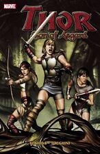 Thor: Son of Asgard by Yoshida & Tocchini (2010, Paperback) Marvel Comics