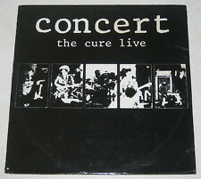 Philippines THE CURE Concert The Cure Live LP Record