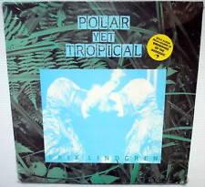 Erik Lindgren LP POLAR YET TROPICAL sealed altrock 1987