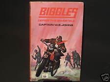 BIGGLES DEFIES The SWASTIKA  ~ Capt W E JOHNS  British Intelligence