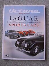 Octane (Nov 2011) Jaguar XK120, E-Type, SS100, CX16, Mk VII, MG YB, Ace Bristol