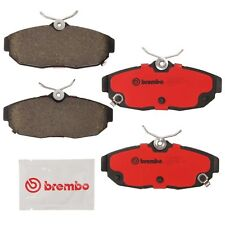 For Ford Shelby GT500 GT 5.0L with Brembo Pcg Rear Brake Pad Set Ceramic Brembo