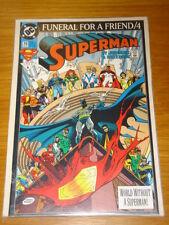 SUPERMAN #76 VOL 2 DC COMICS NEAR MINT CONDITION FEBRUARY 1993