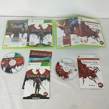 Dragon Age II 2 + Dragon Age Origins Awakening Expansion Pack XBOX 360