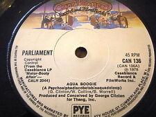 "Parliament-Aqua BOOGIE 7"" vinyle"