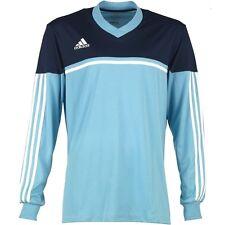 New Adidas Mens Autheno 12 Jersey Shirt Blue/Navy Size XS