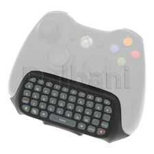 New Wireless Text Messenger Game Keyboard Keypad ChatPad for Xbox 360 Controller