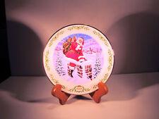 Lenox Santa Plate