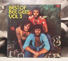 BEE GEES - BEST OF BEE GEES VOL. 3 LP EX/EX+ 1973 ITA RSO 2394 106 L 1st PRESS