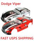 1/10 RC Painted Precut  Drift Touring Racing Dodge Viper Car Body Shell 190mm