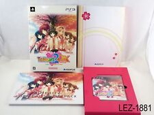 To Heart 2 DX Plus Limited Edition PS3 ToHeart 2DX Japanese Import JP US Seller