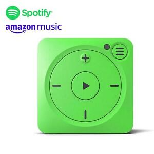 Defective Mighty Vibe Audio Spotify Music Player- Green As-Is