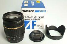 TAMRON  AF 18-200 / 3,5-6,3 XR per SONY  A