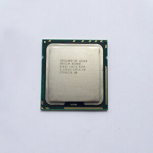 INTEL XEON W3680 3.33GHZ (Six 6-CORE) 12M LGA1366 6.4 GT/s SLBV2 Prozessor CPU