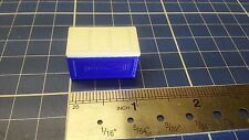 1:24 Scale Model Blue Cooler For RC Micro Crawler Garage Accessory Free Ice!