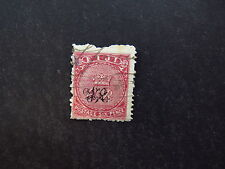 Stamp Timbre Fiji Postage Six Pence used