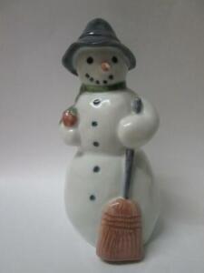 Royal Copenhagen Denmark The Snowman by Sterett Kelsey Retired
