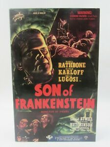 """Sideshow Collectibles Son of Frankenstein Monster 12"""" Figure Universal Monsters"""