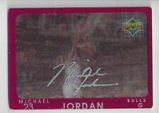 1997-98 UD Diamond Vision Michael Jordan Bulls #S4 Upper Deck