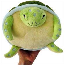 "SQUISHABLE Mini Plush Sea Turtle 7"" round stuff animal soft NEW in Pkg"