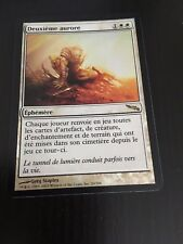 MTG MAGIC MIRRODIN SECOND SUNRISE (FRENCH DEUXIEME AURORE) NM FOIL