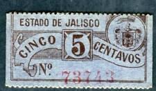 MEXIC0, P-S873, 5 CENTAVOs, N/D, EF, CARDBOARD