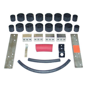 """Daystar PA102 Front/Rear 2"""" Body Lift Kit for 1994-1997 Chevy/GMC S10/Sonoma"""
