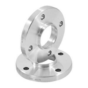Hubcentric 16mm Alloy Wheel Spacers For Fiat 500/500C/Abarth 4x98 58.1 - Pair