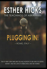 Abraham-Hicks Esther DVD Plugging In - Rome Italy Workshop - NEW