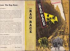 The Rag Race (Women's garment industry), Bernard Roshco, 1963 1st ed Hc w/Dj