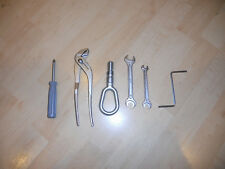 BMW E46 325 330 E38 740 750 E39 525 530 540 M3 M5 E60 E65 OEM Tool Kit Tow Hook