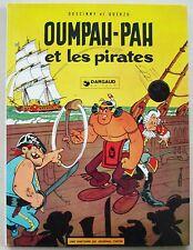 Oumpah-Pah et les Pirates  UDERZO & GOSCINNY Dargaud octobre 1976
