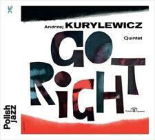 Andrzej Kurylewicz Quintet - Go Right Polish Jazz   - CD