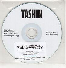 (GU278) Yashin, Friends In High Places - 2010 DJ CD