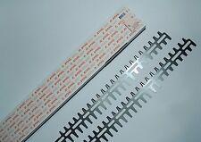 4818 6051 Original Stihl Satz Messer für HSE  52 HSE52 Heckenscheren 500 mm  NEU