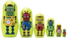 Matryoshka Madness Micro-Robot Matryoshka