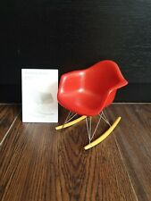Vitra Miniatures Collection RAR Red