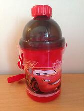 Disney Pixar Cars Pop Top Drink Bottle BPA Free