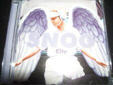 SNOG City 12 Track (Australia) CD EP – Like New