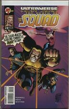 Ultraverse Year Zero the Death of the Squad 1995 series # 2 near mint comic book