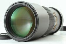 [NEAR MINT] Nikon AF-S NIKKOR 300mm f/4 D IF-ED Telephoto Black Lens from JAPAN