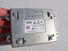 2011-14 Audi A8 S8 Xenon Headlight Control Module Balast Ballast Computer