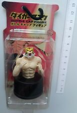 UOMO TIGRE TIGER MASK MAN BOTTLE CAP MINI FIGURA FIGURE RUN'A MEZZO BUSTO